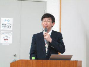 森内先生の講演