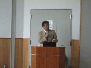 小島先生の講演
